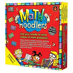 Math Noodlers (Gr 2-3) By Edupress