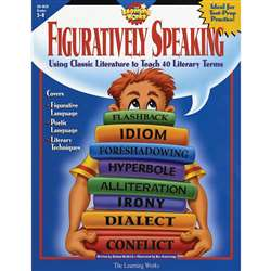 Figuratively Speaking By Creative Teaching Press