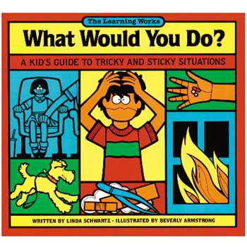 What Would You Do Gr 2-6 By Creative Teaching Press