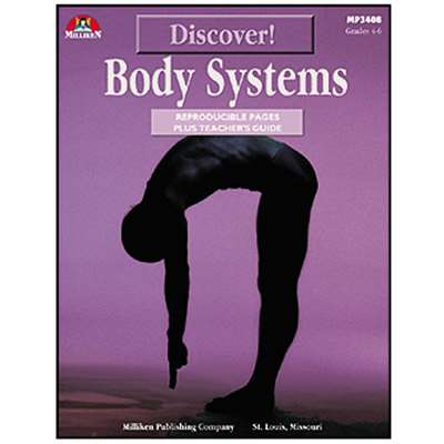 Discover Body Systems By Milliken Lorenz Educational Press