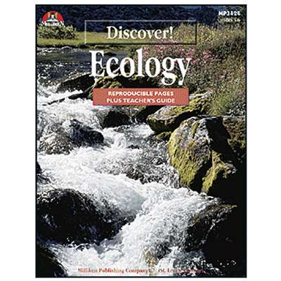 Discover Ecology By Milliken Lorenz Educational Press