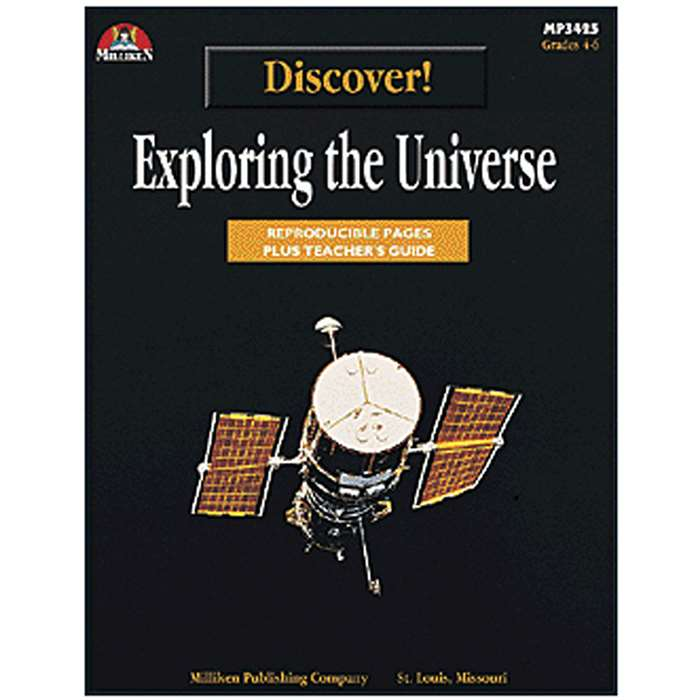 Discover Exploring The Universe Gr 4-6 By Milliken Lorenz Educational Press