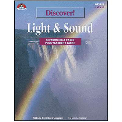 Discover Light & Sound Gr 4-6 By Milliken Lorenz Educational Press