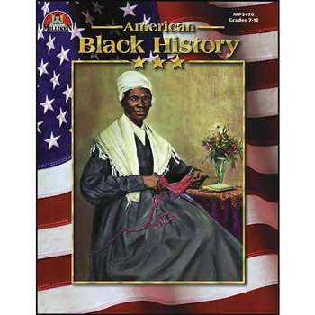 American Black History By Milliken Lorenz Educational Press