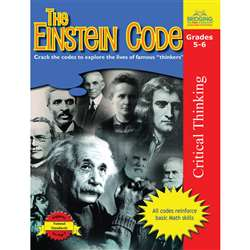 The Einstein Code By Milliken Lorenz Educational Press