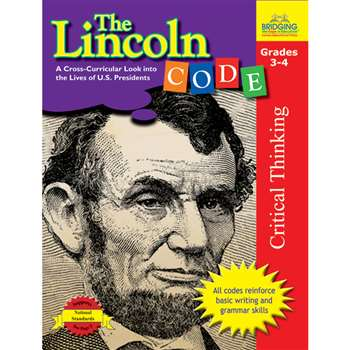 The Lincoln Code By Milliken Lorenz Educational Press