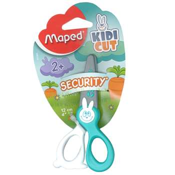 Kidkut Safety Scissors By Maped Usa