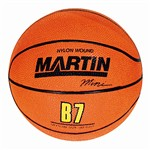 Mini-Ball Basketball 7 Diameter Rubber Nylon Wound By Dick Martin Sports