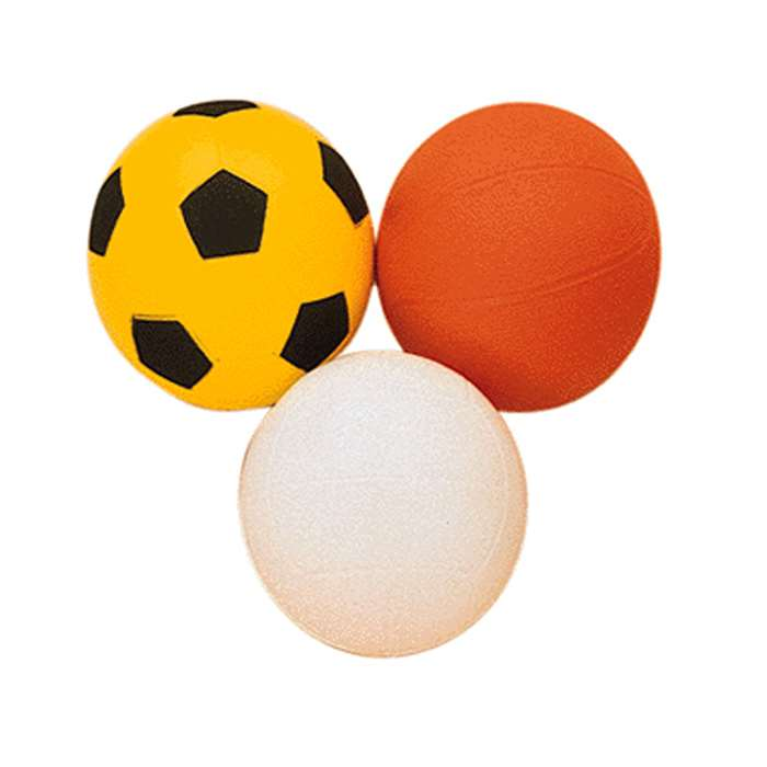 Coated Foam Soccer Ball By Dick Martin Sports