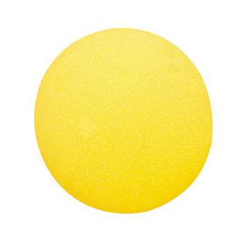 "Foam Ball 7"" Uncoated Yellow By Dick Martin Sports"