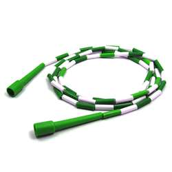 Jump Rope Plastic 7 Sections On Nylon Rope By Dick Martin Sports