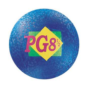 Playground Ball 8-1/2 Inch Blue By Dick Martin Sports