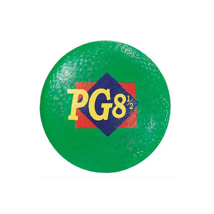 Playground Ball 8-1/2 Inch Green By Dick Martin Sports