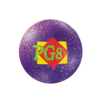 "Playground Ball 8-1/2"" Purple By Dick Martin Sports"