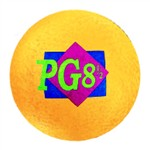 "Playground Ball 8-1/2"" Yellow By Dick Martin Sports"