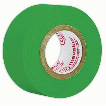 Mavalus Tape 3/4 X 360 Green By Dss Distributing