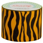 Snazzy Tape Black & Orange Zebra Stripe By Dss Distributing