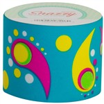 Snazzy Tape Paisley On Turquoise By Dss Distributing