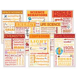 Science Chatter Charts, MC-CC3104