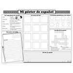 Basic Spanish Activity Posters By Mcdonald Publishing