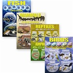 Vertebrates Poster Set By Mcdonald Publishing