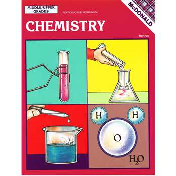 Chemistry Gr 6-9 By Mcdonald Publishing