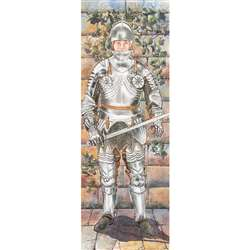 Colossal Concept Medieval Knight Gr 4-9& Up By Mcdonald Publishing