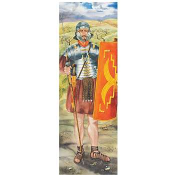 Roman Soldier Colossal Poster By Mcdonald Publishing