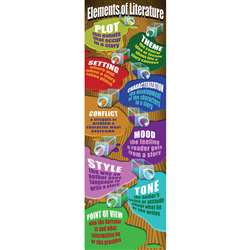 Elements Of Literature Colossal Poster By Mcdonald Publishing