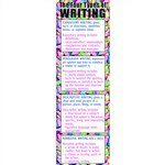 Types Of Writing Colossal Poster By Mcdonald Publishing