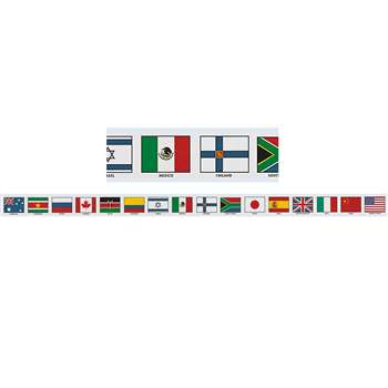 Border Flags Of Nations By Mcdonald Publishing