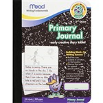 Paper Primary Journal Early 100 Ct Creative Story Tablet By Mead Products