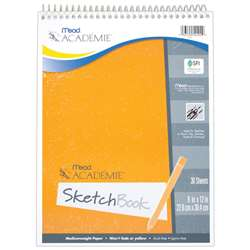 Mead Academie Sketch Book By Mead Products