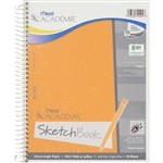 Mead Academie Sketch Diaries 8 1/2 X 11 By Mead Products
