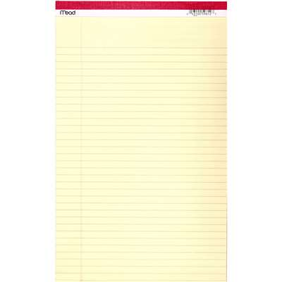 Standard Legal Pad 8 1/2 X 14 By Mead Products
