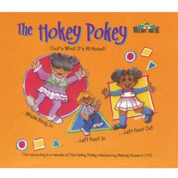 The Hokey Pokey Cd By Melody House