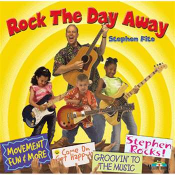 Rock The Day Away Cd By Melody House