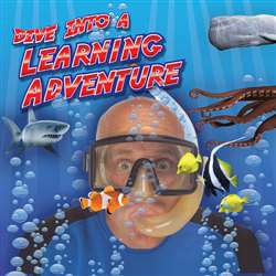 Dive Into A Learning Adventure Cd By Melody House