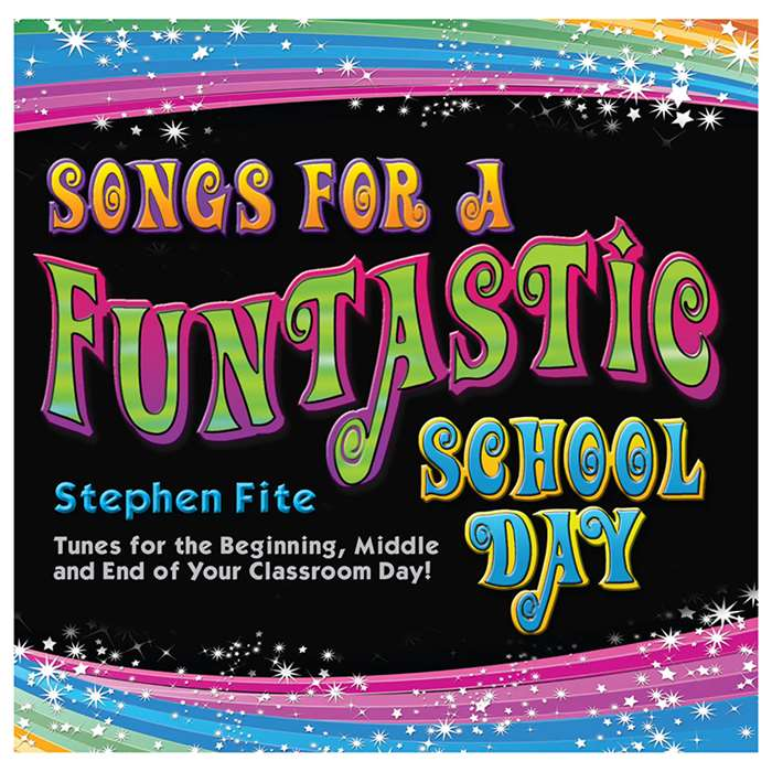 Songs For A Funtastic School Day Cd By Melody House