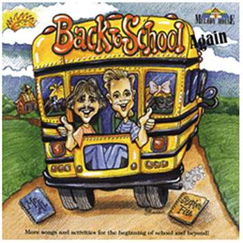 Back To School Again Cd By Melody House