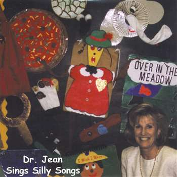Dr. Jean Sings Silly Songs Cd By Melody House