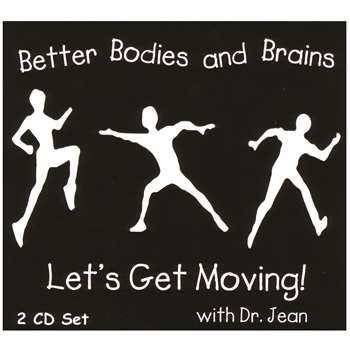Better Bodies And Brains 2 Cd Set By Melody House