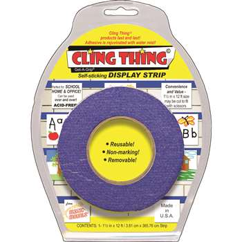 Cling Thing Display Strip By Miller Studio