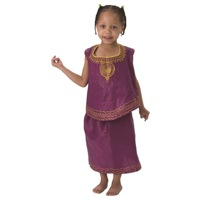 Shop African Girl Dress Up - Mj-126800 By Mojo Education