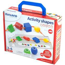 Activity Shapes, MLE31783