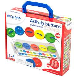 Activity Buttons, MLE31791
