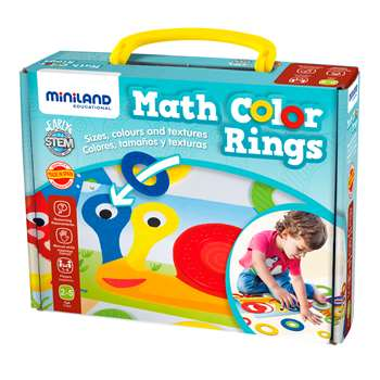Math Color Rings, MLE31796
