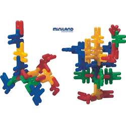 Kim Buni 74 Pcs By Miniland Educational