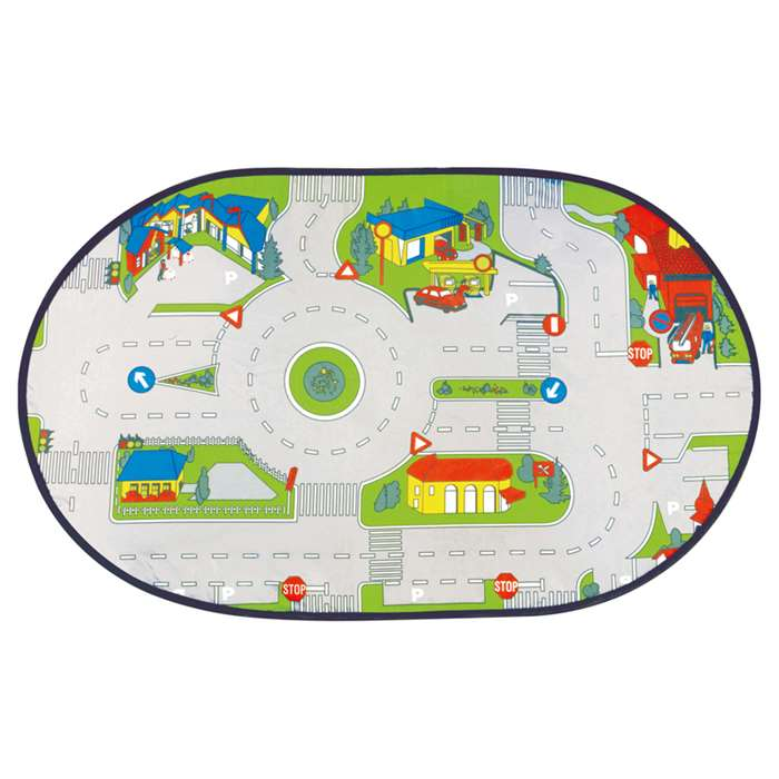 Traffic Mat By Miniland Educational
