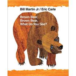 Brown Bear Brown Bear Big Book By Macmillan/Mps